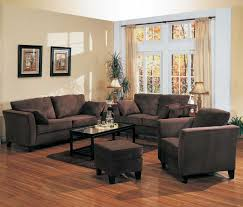 Classy Living Room Ideas Beautiful Living Room Colors With Dark Brown Furniture To Go
