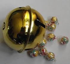 big jingle bell ornament 10 cm manufacturer from china yicaiyang co ltd