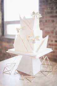 contemporary wedding cakes 30 modern wedding cake ideas brides