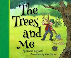 the trees me createbooks