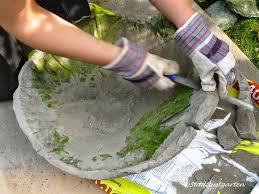 gartendeko selber machen beton tentfox com