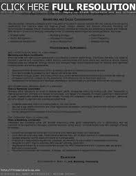 Resume Sales Coordinator Marketing Coordinator Resume Sample Gallery Creawizard Com