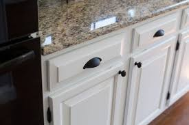 Black Knobs For Kitchen Cabinets White Cabinets Black Hardware Kitchen Cabinet Door Handles For