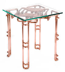Pipe Coffee Table by Copper Pipe Coffee Table Diy Home Pinterest Pipes Coffee