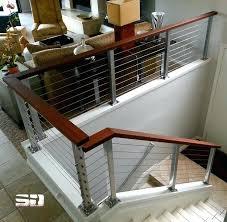 Banister Staircase Stair Handrails Indoor Metal Stair Railing Indoor Uk Wood Stair