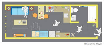 300 Sq Ft House Floor Plan Poll Could You Live In 275 Square Feet