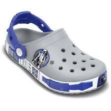 star wars crocs light up crocs light up star wars yoda clog sandals shoes led lights kids