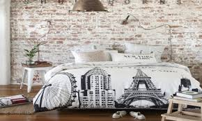 brick wall bedroom vintage paris bedroom decor vintage paris