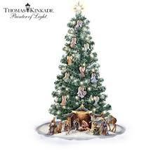 kinkade nativity sets