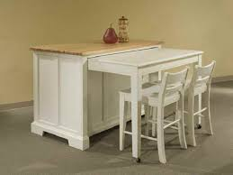 kitchen island pull out table captivating broyhill kitchen island with pull out table and half