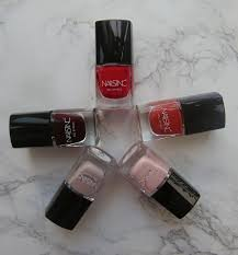nails inc gel effect polish review alyspace