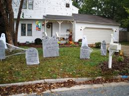 Cheap Halloween Decorations Fantastic Cheap Halloween Yard Decorations Design Decorating