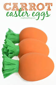 Homemade Easter Eggs Decorations by Diy Carrot Easter Eggs A Night Owl Blog