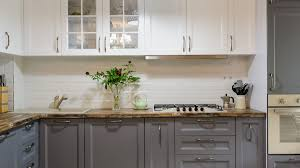 gray and white cabinets in kitchen 40 grey kitchen ideas cabinets splashbacks and grey