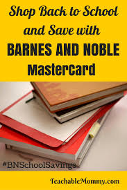 Educator Discount Barnes And Noble Shop Back To And Save With Barnes And Noble Teachable Mommy