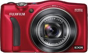 amazon com fujifilm finepix f750exr digital camera red point