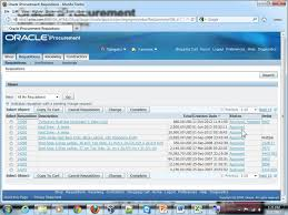 overview of oracle iprocurement ebs r12 1 3 youtube