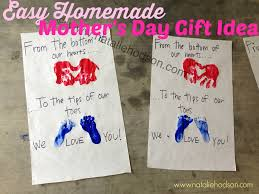 natalie hodson easy homemade mother u0027s day gift idea