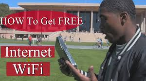 how to get free wifi u0026 internet at home or apartment youtube