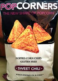 review popcorners u2013 sweet chili popped corn chips chip review