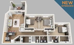 3 bedroom 2 bathroom student apartments near uf the niche cus housing