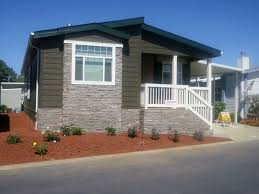 Home Exterior Design Brick And Stone Types Of Mobile Home Siding As You Will Notice Exteriors Can
