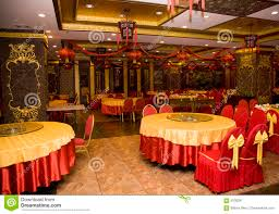 lunar new year decorations chinese restaurant stock image image