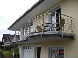 balkon gitter metall stahlbau kronenberg edelstahlgeländer