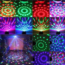 disco strobe lights disco lights karaoke machine 3w dj