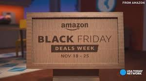 when does amazon black friday deals week end cyber monday smashes online sales record