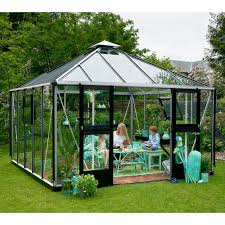 serre horticole en verre beautiful serre de jardin aluminium gallery home design ideas