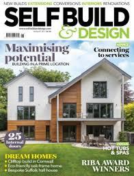design build magazine uk selfbuild and design magazine subscription magazine cafe