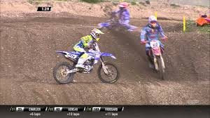 motocross race van jeremy van horebeek crash mxgp of trentino 2015 motocross youtube