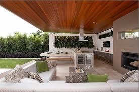 Outside Kitchen Design Ideas Garden Modern Outdoor Kitchen Design Ideas Garden Temperature Uk