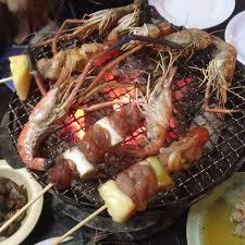 cuisine au barbecue photos à บ ฟเฟ ต เฮ าส restaurant de cuisine au barbecue