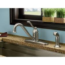 Removing Moen Kitchen Faucet Moen Banbury 2 Handle Kitchen Faucet How To Remove Moen Kitchen