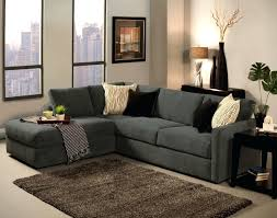 Leather Sectional Sofa With Chaise by Chaise Lounge Charcoal Grey Sectional Sofa With Chaise Lounge