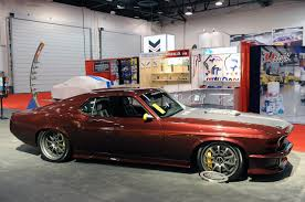 ring brothers mustang for sale sema 2010 ring brothers 1970 ford mustang mustangs daily