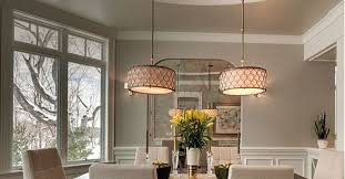 Lighting In Dining Room Dining Room Lighting Fixtures Ideas At The Home Depot