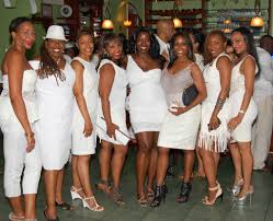 All White Attire For Summer White Dress Code Required Style
