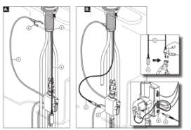 Kitchen Sink Installation Instructions by Kitchen Sink Sprayer Installation Instructions Kitchen Cabinets