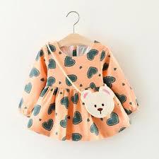 shop baby winter dresses on wanelo