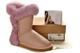 ugg womens boots with zipper ugg light pink button waterproof 5803 rainbow zipper boots