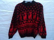 vintage sweater ebay