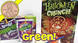 cap u0027n crunch halloween ghosts cereal u0026 kool aid ghoul aid jammers