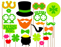 photo booth props for sale sale st s day photo booth props photo