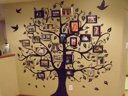 Best 25 Hanging Family Pictures Best 25 Family Tree Wall Decor Ideas On Pinterest Picture Tree