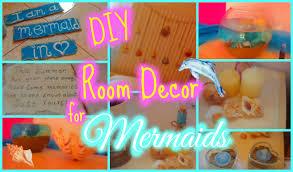 Mermaid Room Decor Make Your Room Like A Mermaid S Diy Room Decor