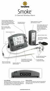 wish list thermoworks smoke 2 channel wireless thermometer