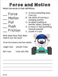 19 fun ideas u0026 resources for force and motion teach junkie